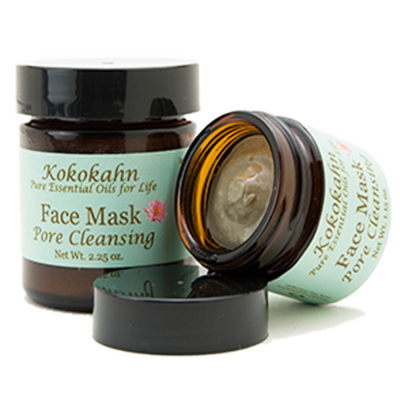 Clay Face Mask - Pore Cleansing