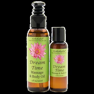 Dream Time Massage Oil