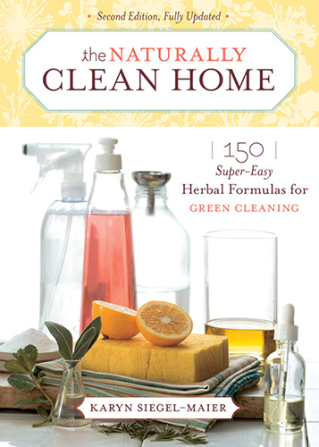 The Naturally Clean Home BOOK-CLNG