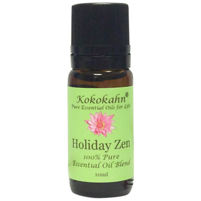 Holiday Zen Essential Oil Blend