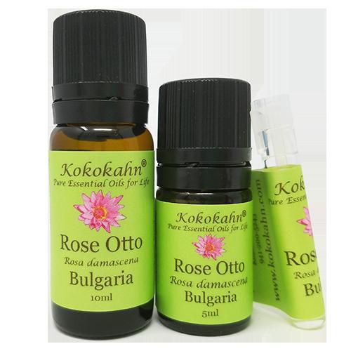 Rose Otto Essential Oil EO10-RSOTTO
