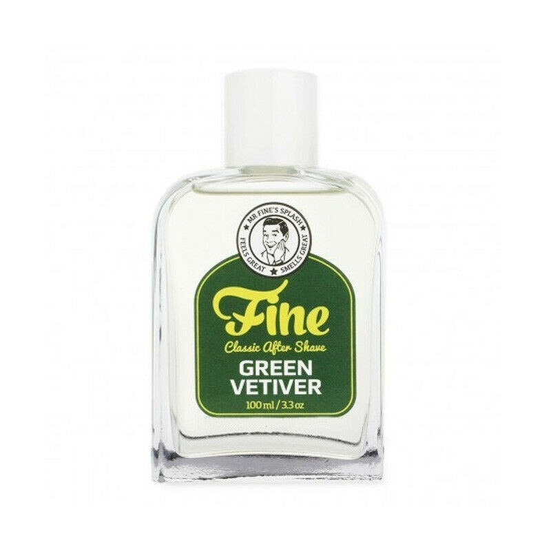 Fine Accountrements - After Shave GREEN VETIVER 100ml