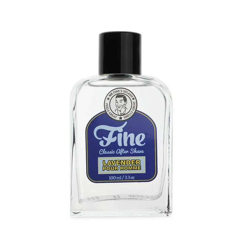 Fine Accountrements - After Shave LAVENDER 100ml