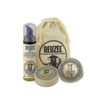 Reuzel - Kit prodotti barba