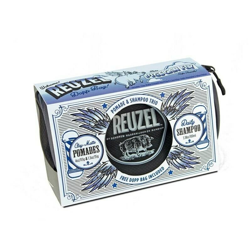 Reuzel - Set regalo Pigs Clay