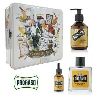 Proraso- kit barba wood and spice