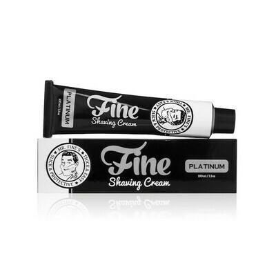 Fine Accoutrements crema da barba Platinum ml 100