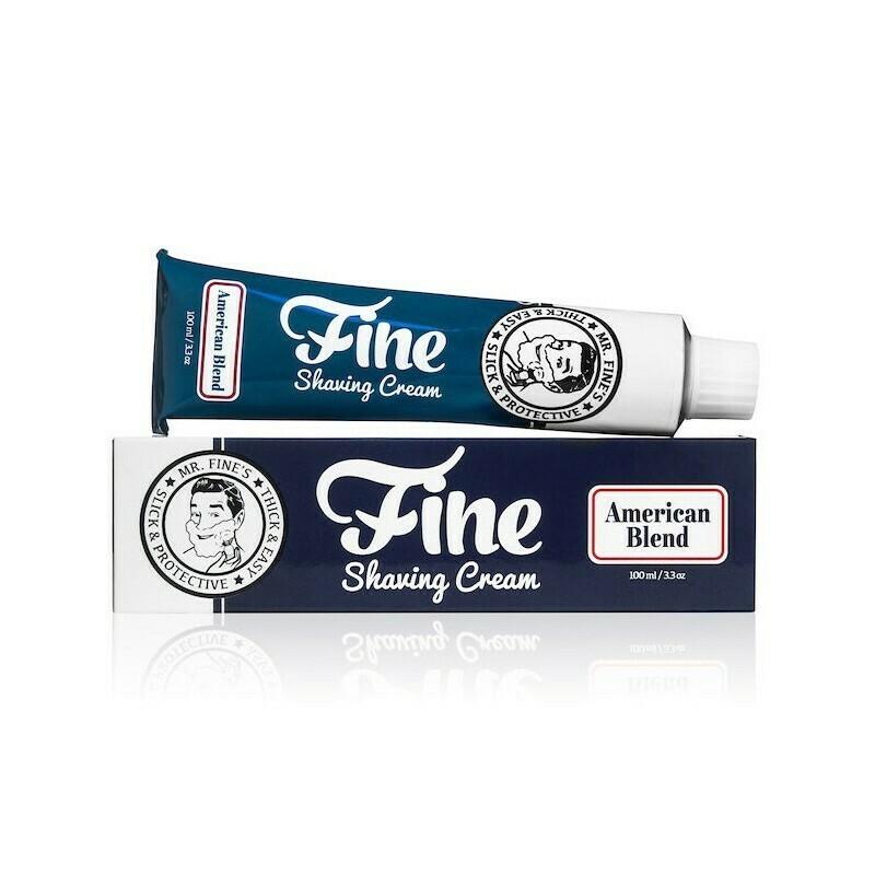 Fine Accoutrements Crema da rasatura American Blend ml 100