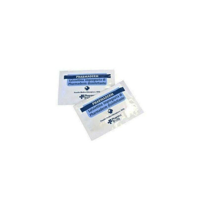 Pharma Trade - 10 Salviettine di Disinfettante