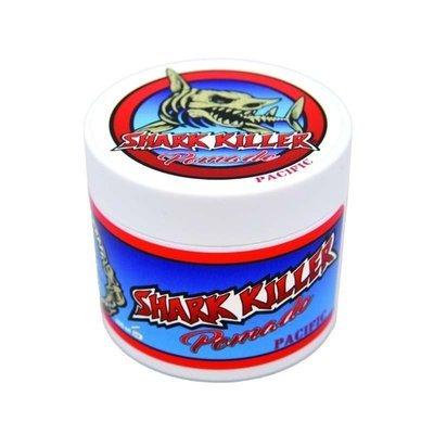 Shark Killer - Cera per capelli Pacific tenuta forte effetto lucido
