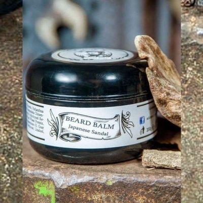 Solomon's Beard - Balsamo barba Japanese Sandal