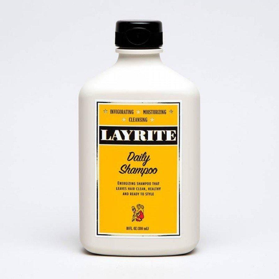 Layrite - Shampoo per capelli Giornaliero 300ml.
