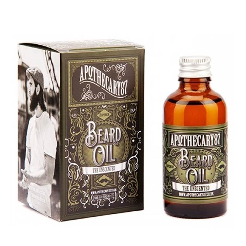 APOTHECARY87 OLIO DA BARBA THE UNSCENTED ML 50
