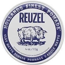REUZEL CLAY MATTE POMADE GR 113