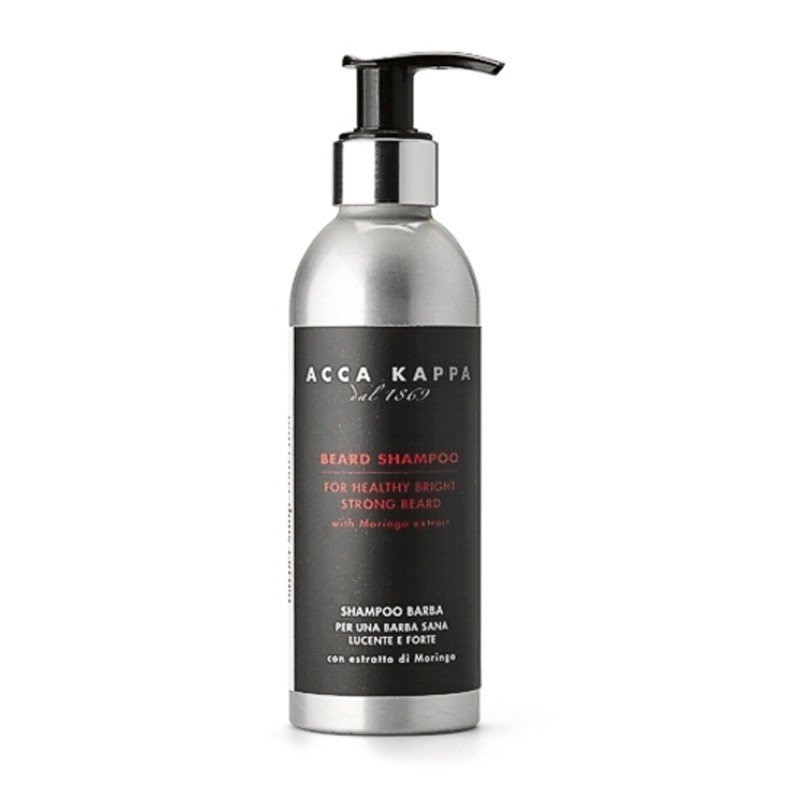 Acca Kappa - Shampoo da barba 200ml.