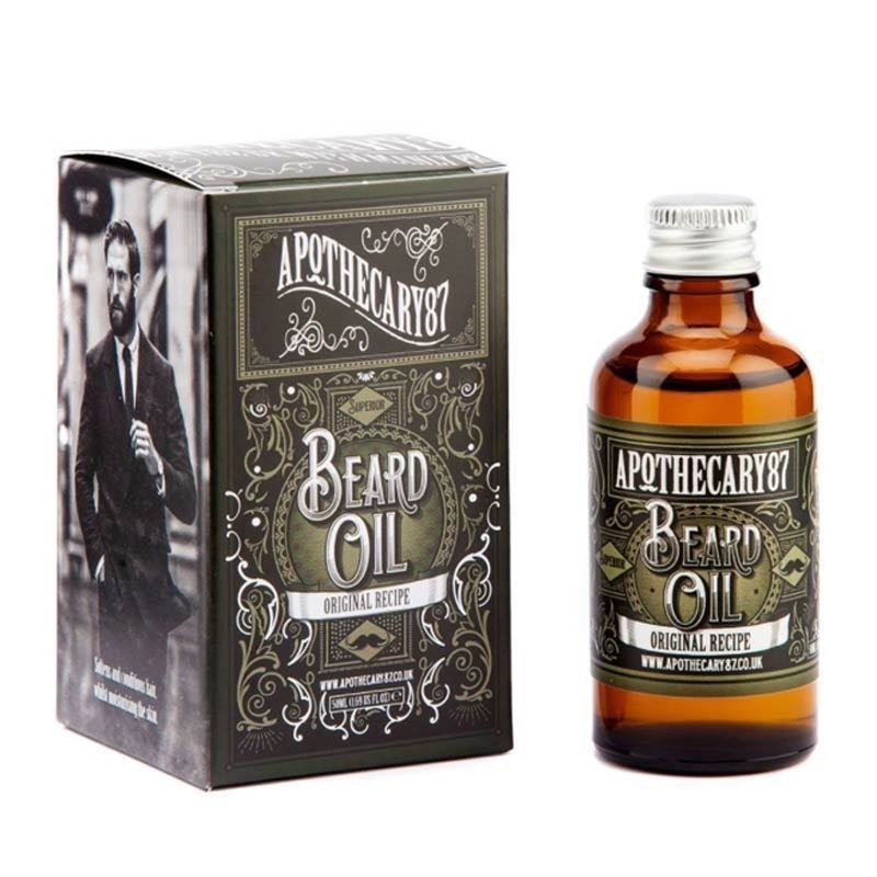 APOTHECARY87 OLIO DA BARBA ORIGINAL RECIPE ML 50