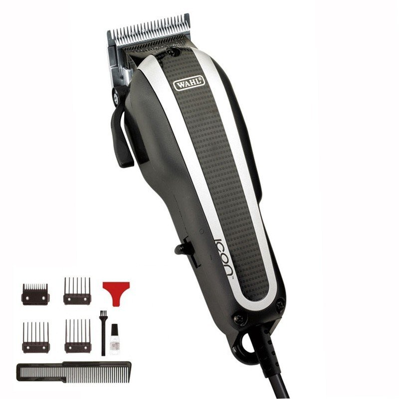 Wahl - Tagliacapelli professionale Icon Clipper con filo
