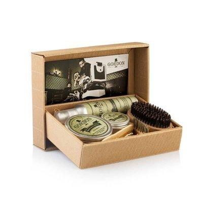 Gordon - Kit Regalo 6 Prodotti per la Cura della Barba