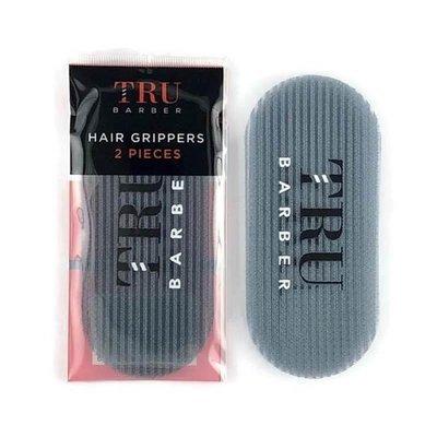 Tru Barber - 2 Pinze per parrucchiere Grigie