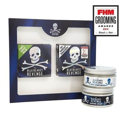 THE BLUEBEARDS REVENGE KIT RASATURA
