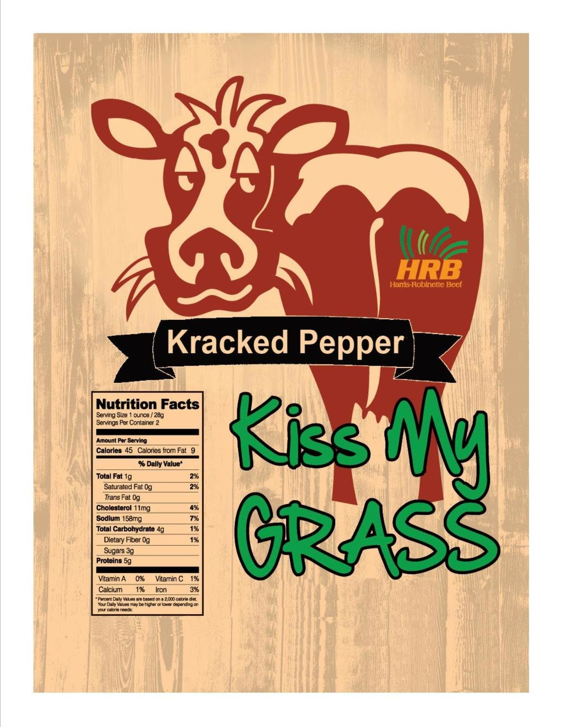 Kracked Pepper