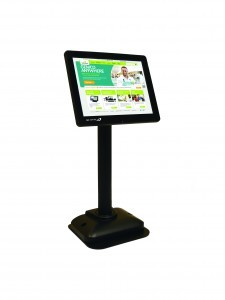 LV4000 8.4″ LCD Customer Display