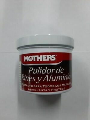 PULIDOR DE RINES Y ALUMINIO