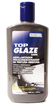 Abrillantador de pintura Top Glaze Dark 465 mL