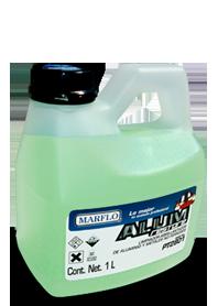 Alum restore limpiador abrillantador de aluminio 1L