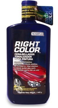 Right Color Azul Zafiro 600 / 465 mL
