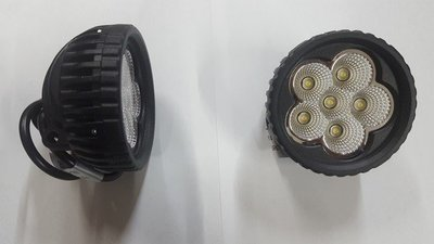 FARO REDONDO DE 6 LEDS