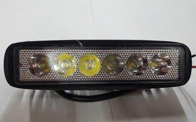 FARO DE LED CON 6 LUPAS (PZA.)