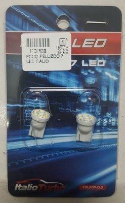FOCO DE PELLIZCO DE LED