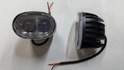 FARO DE UNIVERSAL DE LED C/DOS LUPAS jgo.