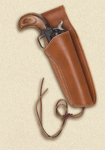 Frontier Holster Size F8