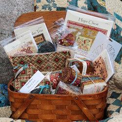 ONLINE SHOP | Laundry Basket Quilts : laundry basket quilts seasonal silhouettes - Adamdwight.com