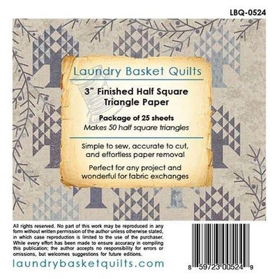 Stencil ~ FEATHER ~ by Laundry Basket Quilts