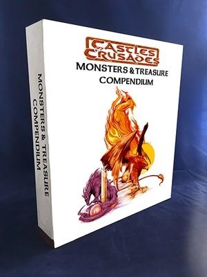 Castles & Crusades Monsters & Treasure Binder
