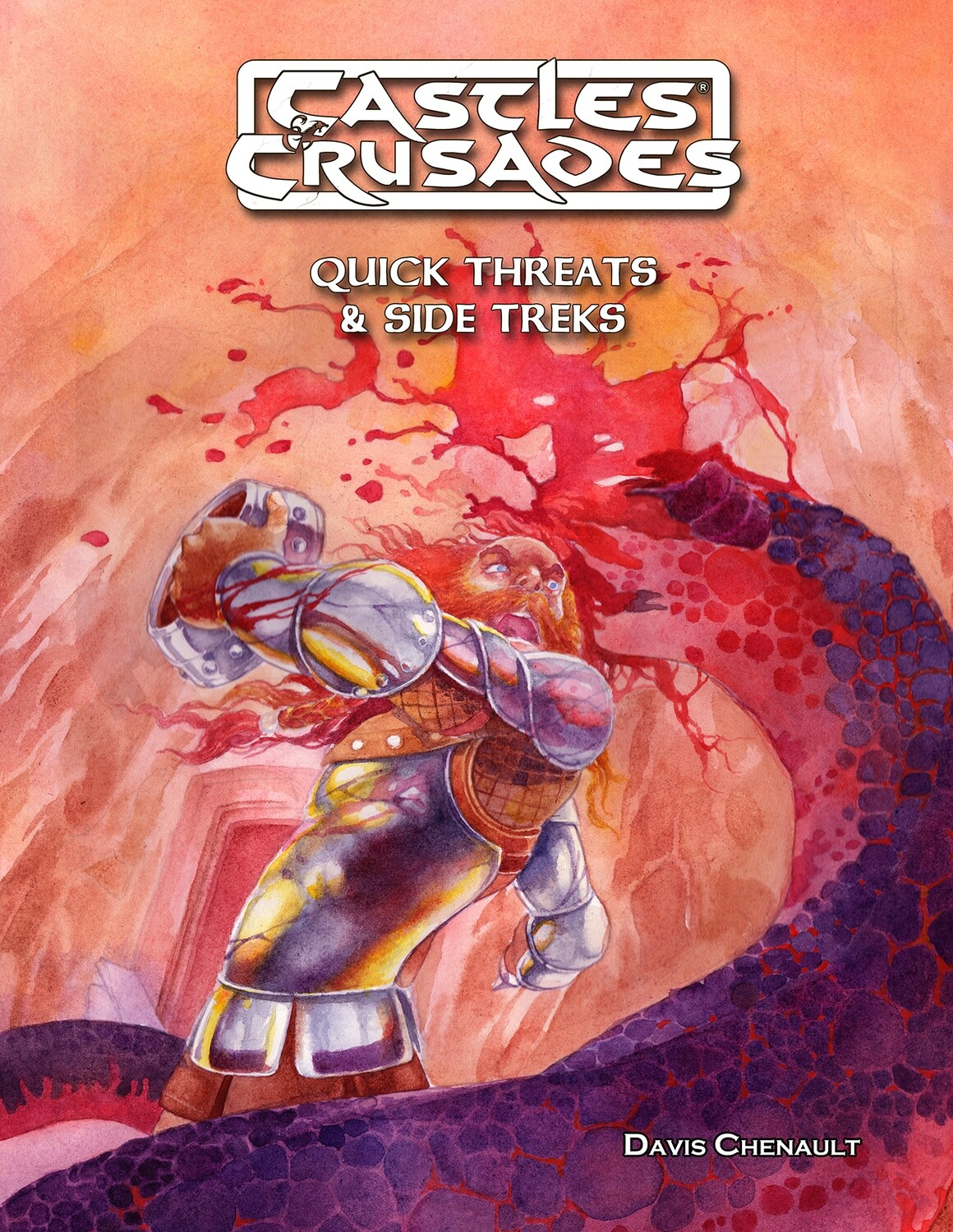 Castles & Crusades Quick Threats and Side Treks