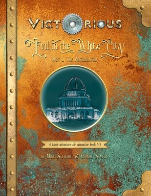 Victorious V2 Evil in the White City Act 1 Digital