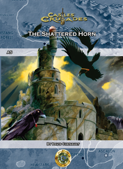 Castles & Crusades A5 The Shattered Horn PD