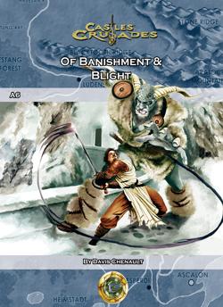 Castles & Crusades A6 Banishment & Blight PD