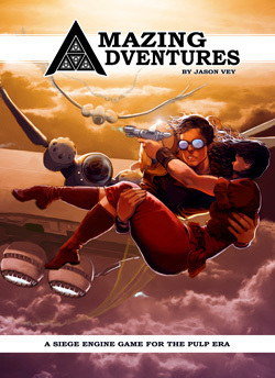 Amazing Adventures D