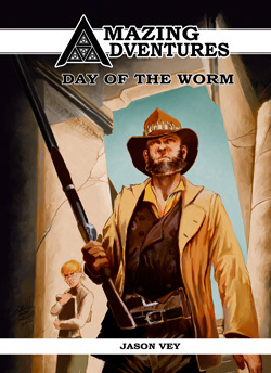 Amazing Adventures The Day of the Worm D
