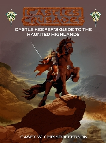 Castles & Crusades Castle Keepers Guide to the Haunted Highlands Map Pack -- Digital only