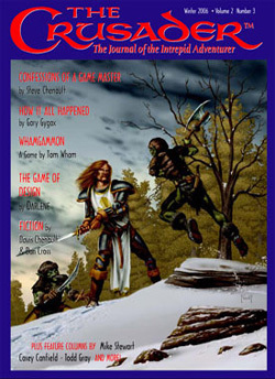 Crusader Journal #3 D