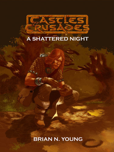Castles & Crusades F5 A Shattered Night PD
