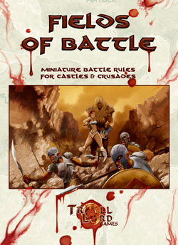 Castles & Crusades Fields of Battle PD