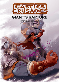 Castles & Crusades Giant's Rapture D