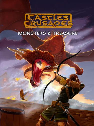 Castles & Crusades Monsters & Treasure Print and Digital